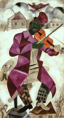 Марк Шагал - Музыка