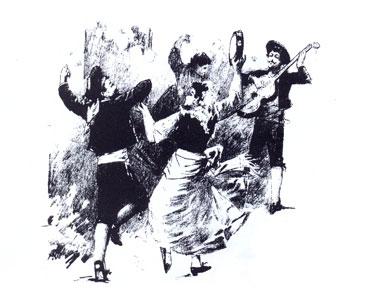Танцы народов мира. Анна Благая