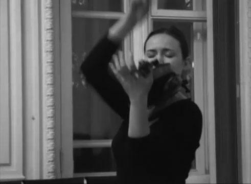 Анна Благая Танцы