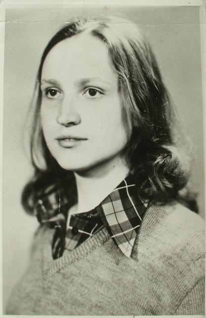 Пианистка Ирина Давыдова