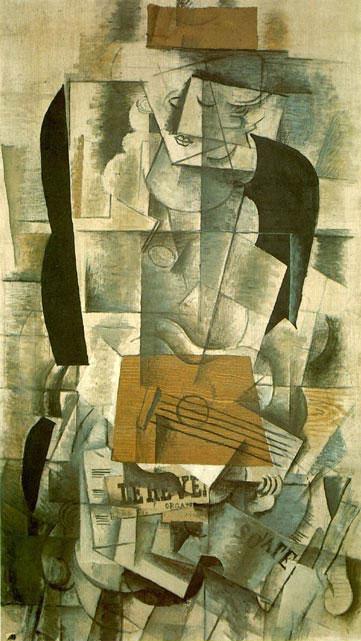 Скрипка и трубка