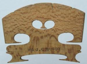 скрипичная подставка W & J Chanot