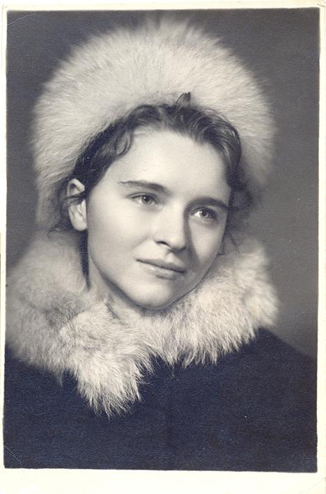 Лариса Кирсанова
