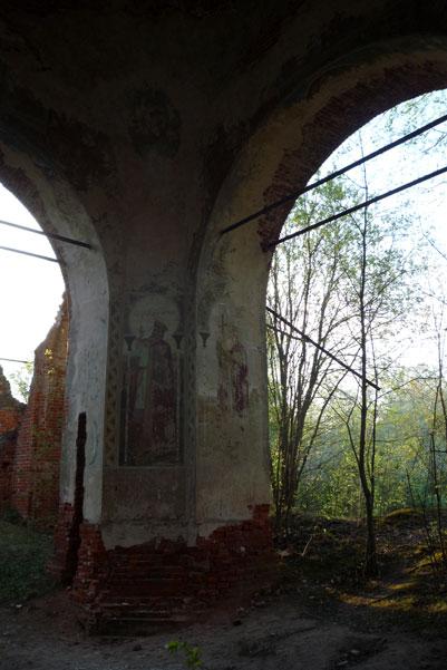 Затерянная церковь