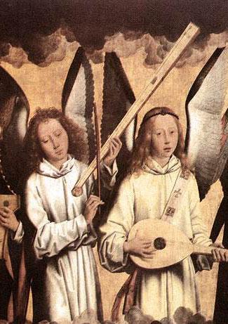Морская труба, скрипка монахинь