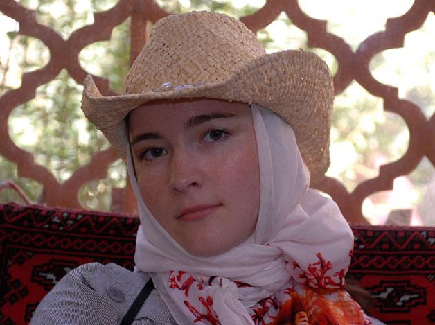 Шираз. Персия, 2008